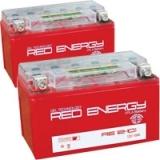 Аккумуляторные батареи Red Energy