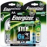 Аккумуляторные батареи Energizer