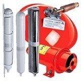 Самосрабатывающие огнетушители и модули