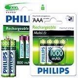 Аккумуляторные батареи Philips
