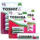 Аккумуляторные батареи Toshiba