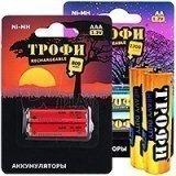 Аккумуляторные батареи Трофи
