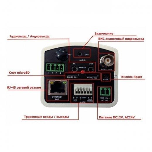 Фото Уличная IP камера BSP 2MP-BOX (185)