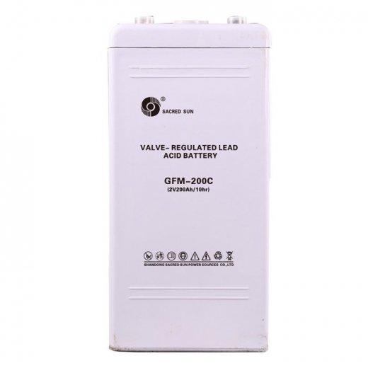 Купить Аккумулятор Sacred Sun GFM-200С в