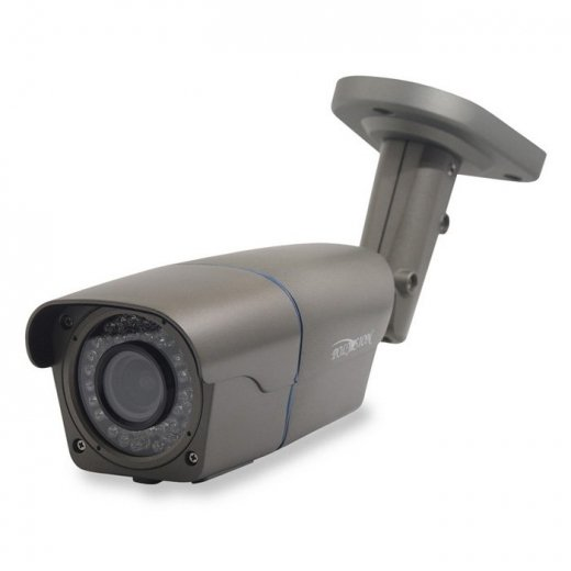 Фото Уличная IP-камера Polyvision PNM-IP2-V12PL v.9.7.7 dark