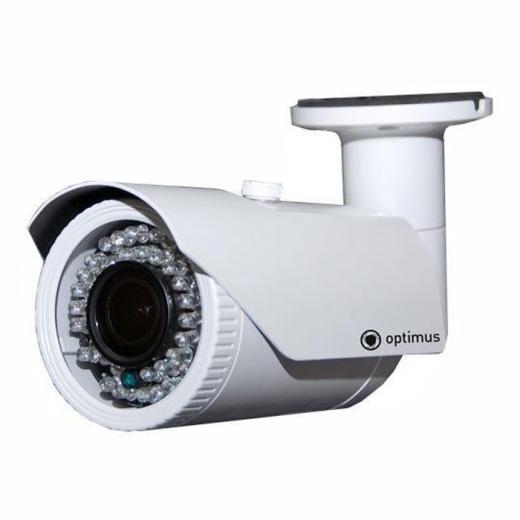 Фото Уличная IP-камера Optimus IP-E014.0 (2.8-12) P