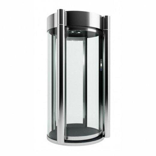 Купить Шлюзовая кабина Блокпост КБЦ-640 (нерж. сталь, стекло 27 мм) в