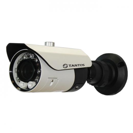 Фото Уличная IP-камера Tantos TSi-Pm451V (3-12)