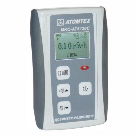 Купить Дозиметр-радиометр Атомтех МКС-АТ6130С в