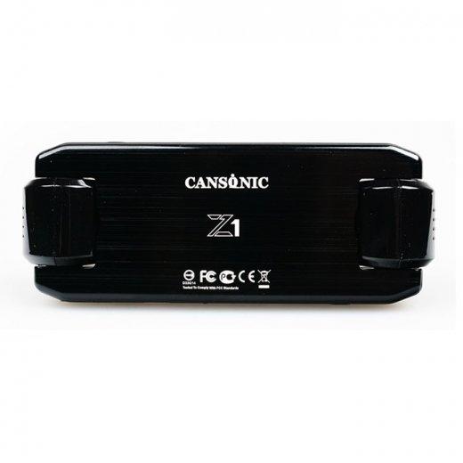 Фото Автомобильный видеорегистратор Cansonic Z1 dual