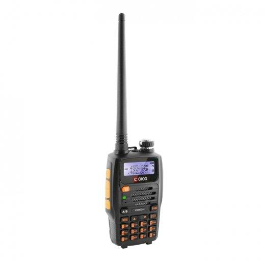 Купить Радиостанция СОЮЗ-4 (черный) в