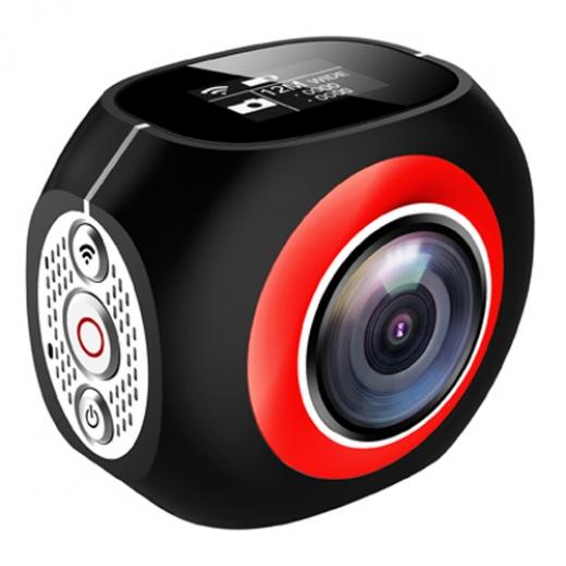 Купить Экшн камера EKEN PANO360 PRO в