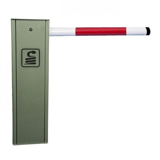 Шлагбаум автоматический Лайт с круглой стрелой 3м