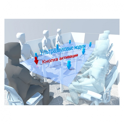 Комплект для защиты переговорных «БУНКЕР 2х24»