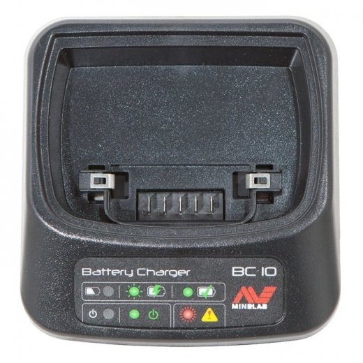 Фото Minelab CTX 3030 - BC 10 Battery Charger station only