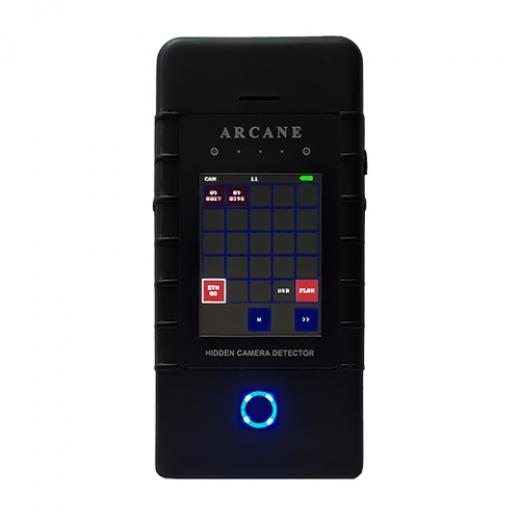 Купить Электронный детектор скрытых видеокамер ARCANE SEL MAX в
