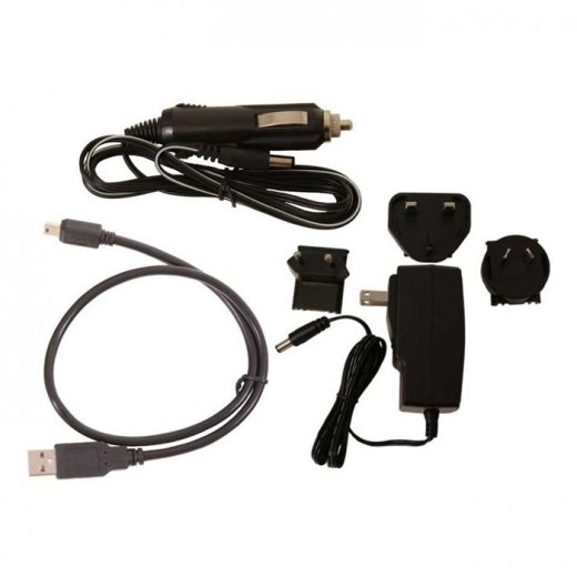 Фото Minelab CTX 3030 - Kit, Acc. (WD Charger cables/Plug Pack Mains/Car Adaptor)