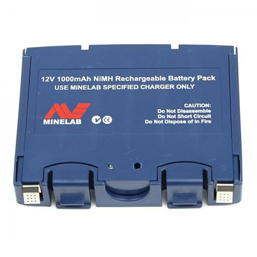 Фото Minelab Nimh Battery Pack (Blue)