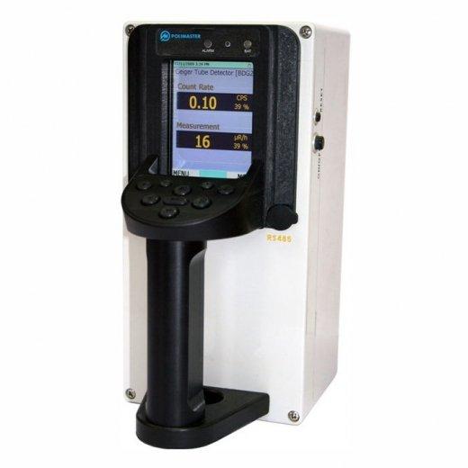 Купить Дозиметр-радиометр Polimaster МКС-РМ1410 в