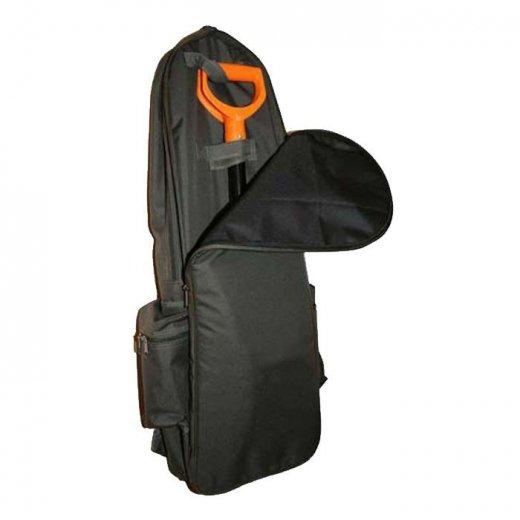 Фото Рюкзак для металлоискателя закрытый (черный)