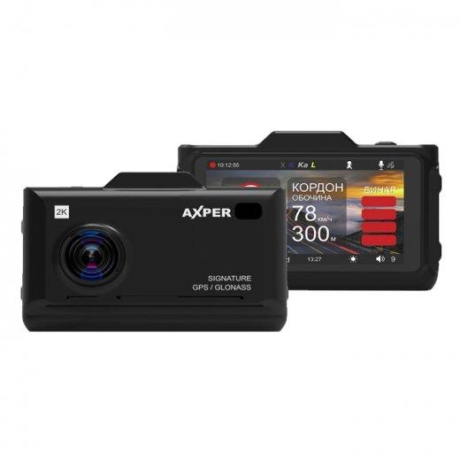 Купить Автомобильный видеорегистратор Axper Combo Hybrid в