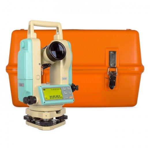 Купить Электронный теодолит RGK T-20 (оптический отвес) в