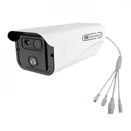 Купить Тепловизионная камера RE Techno CP-4 в