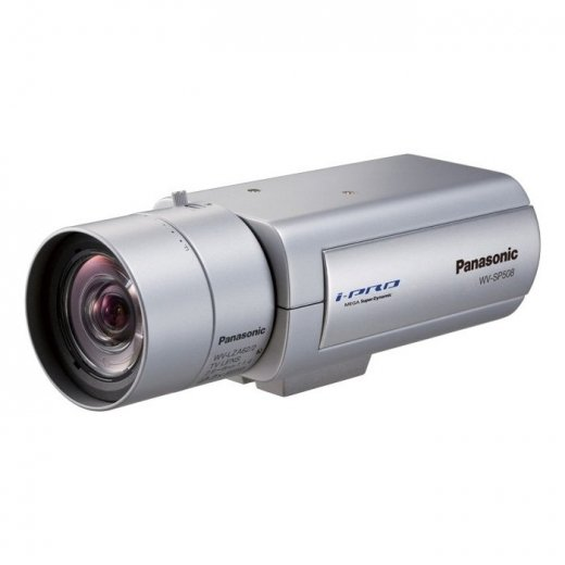 Фото IP-камера Panasonic WV-SP508
