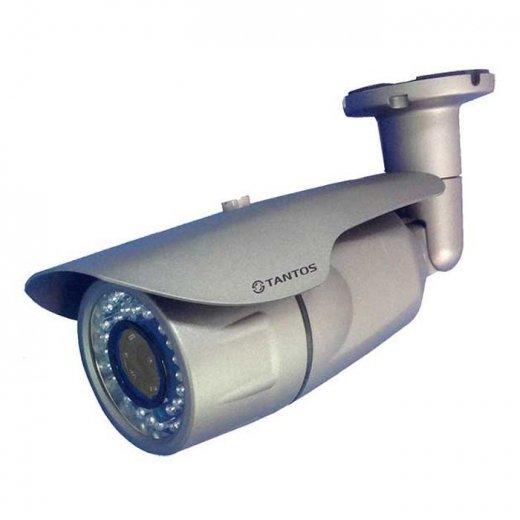 Фото Уличная IP-камера Tantos TSi-Ple2VPZ (2.8-12)