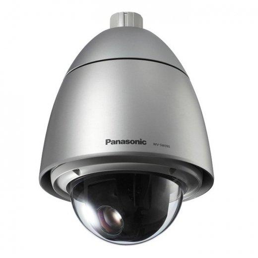 Фото Поворотная IP-камера Panasonic WV-SW395AE
