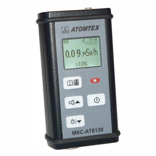 Купить Дозиметр-радиометр Атомтех МКС-АТ6130А в