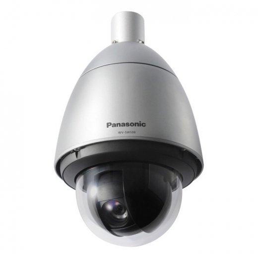 Фото Поворотная IP-камера Panasonic WV-SW598