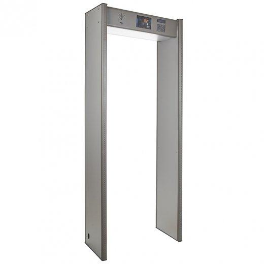 Купить Арочный металлодетектор MasterDetect Model Z6 IP20 Бюджет в