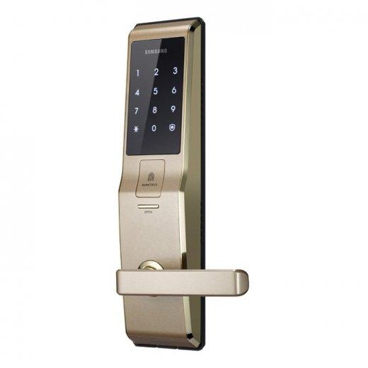 Фото Замок дверной Samsung SHS-5230 (H705FBK/EN)
