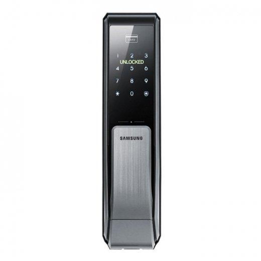 Фото Замок дверной Samsung SHS-P717-XBK