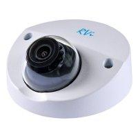 Фото Купольная IP-камера RVi-IPC32MS-IR V.2 (2.8)