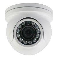 Фото Купольная AHD видеокамера CMD HD1080-МD3.6-IR