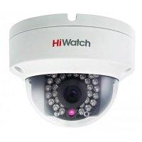 Фото Купольная IP камера HiWatch DS-I122 (2,8 мм)