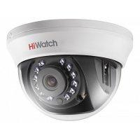 Купить Купольная видеокамера HiWatch DS-T201 (3.6 мм) в