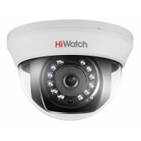 Фото Купольная видеокамера HiWatch DS-T101 (3.6 мм)