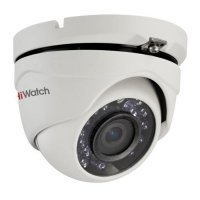 Фото Купольная видеокамера HiWatch DS-T103 (6 мм)
