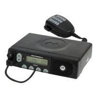 Фото Радиостанция Motorola CM360 (438-470 МГц 25 Вт)