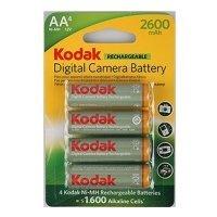 Купить Kodak HR6-2BL 2600mAh [KAAHR-2/2600mAh] в