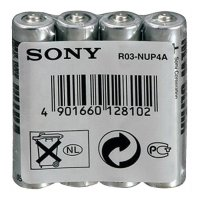 Купить Sony R03-4S  NEW ULTRA [R03NUP4A] (40/400/48000) в
