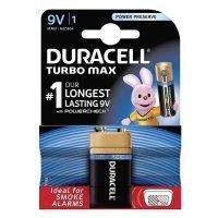 Купить Duracell 6LR61-1BL TURBO (10/6160) в