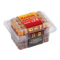 Фото Kodak MAX LR03-24 plastic box  [24 3A PVC] (24/480/34560)