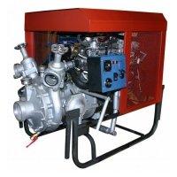 Купить Мотопомпа пожарная Гейзер МП-20/100 ЕВРО-2 переносная в