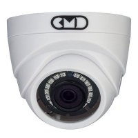 Фото Купольная AHD видеокамера CMD LL-HD1080D V2 (2.8 мм)