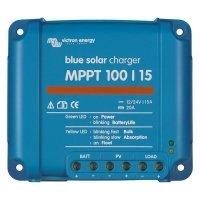 Фото Контроллер заряда Victron BlueSolar MPPT 100/15 12/24 В (15 А)