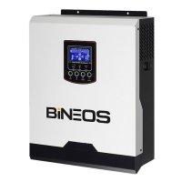 Купить Гибридный инвертор Bineos 3K, 3000-24 (+PWM контроллер) в